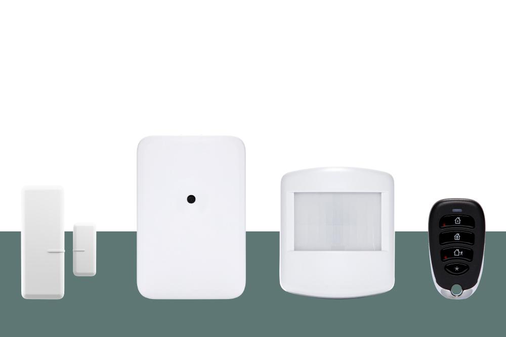 security sensor product lineup