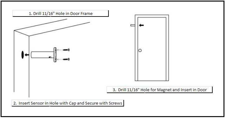 [DHAV_9290]  Recessed Door/Window Smart Sensor (DW20/DW21) - Installation Guide | Vivint Home Security Wiring Diagram |  | Vivint Support