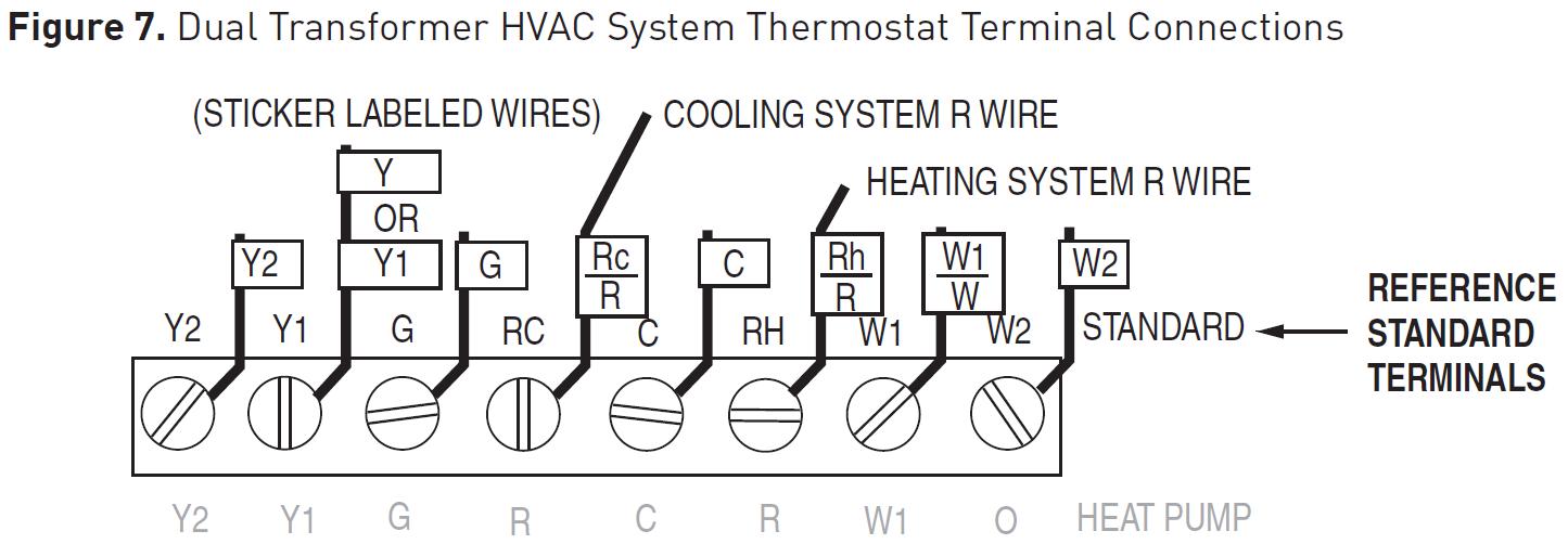 Nortek Thermostat Installation Guide