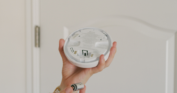 Smoke Detector Installation Guide