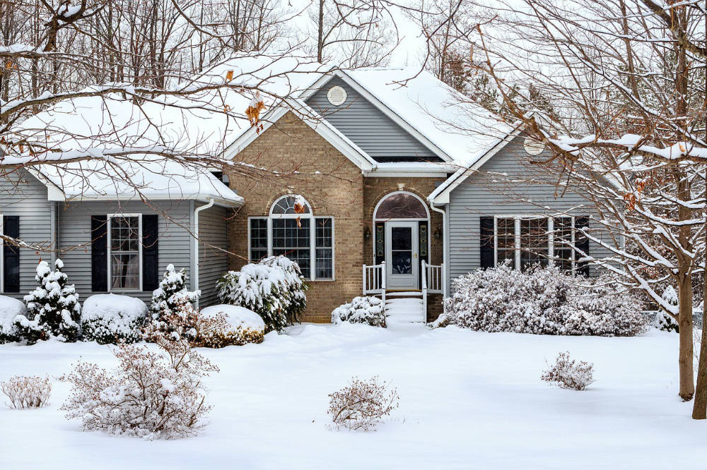 protect home from burglars in winter